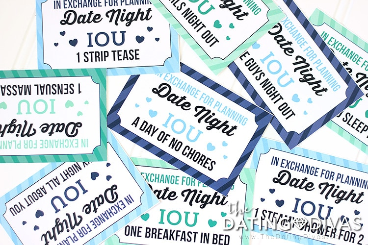 Date expectations promo night