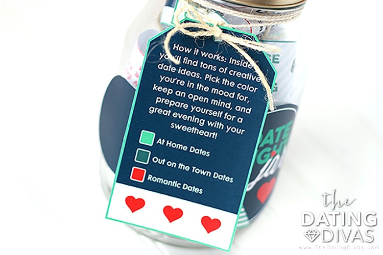 40 Date Night Jar Ideas With Free Printables The Dating Divas