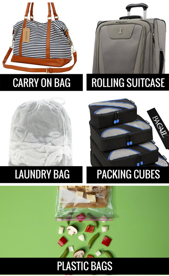 Favorite Travel Bags and Organizers