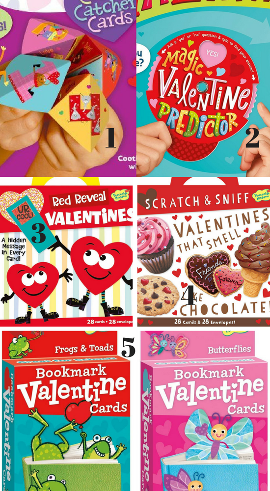 Buy and Done Classroom Valentines