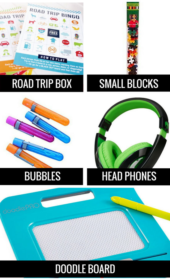 Kids Entertainment for Long Trips