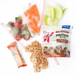 Kellogg's snacks for kids
