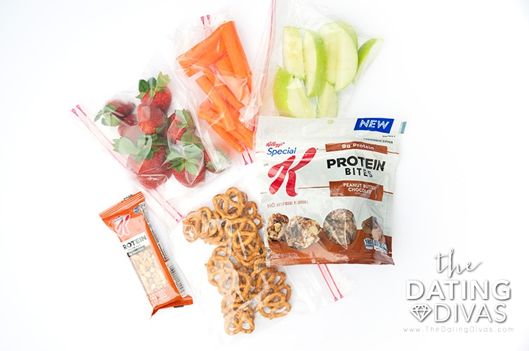 On-The-Go Snack ideas