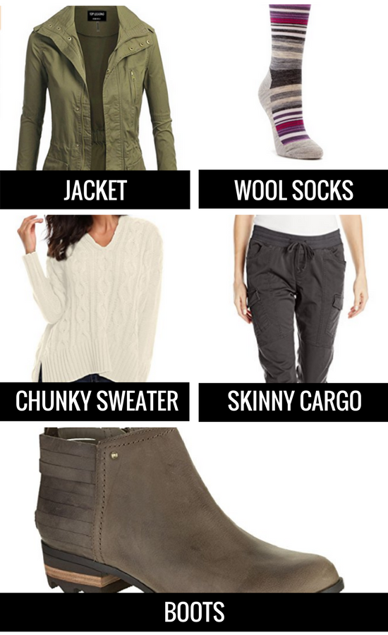 The Best Cozy Travel Wardrobe
