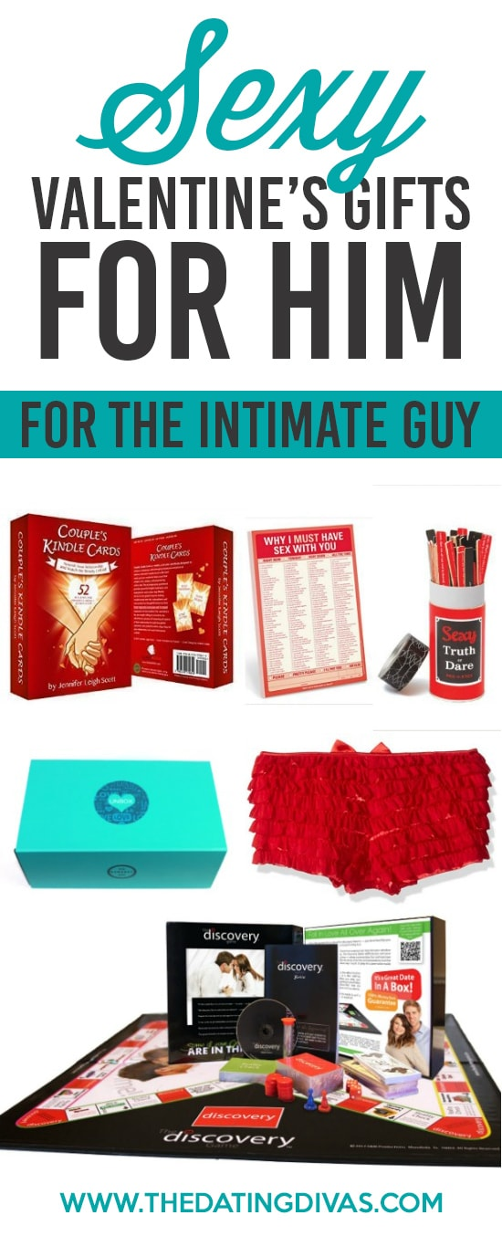 Sexy valentine ideas for him