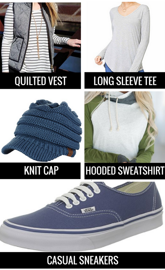 What to Pack for Cold Climates