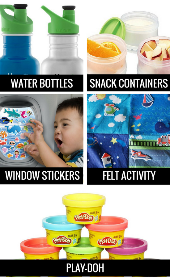Travel Essentials for Kids