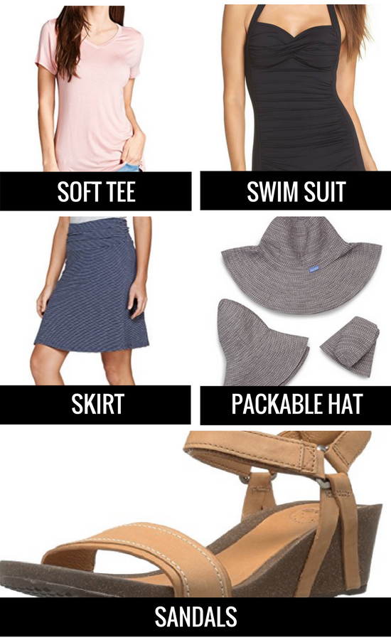 What to Pack for Beach Vacations