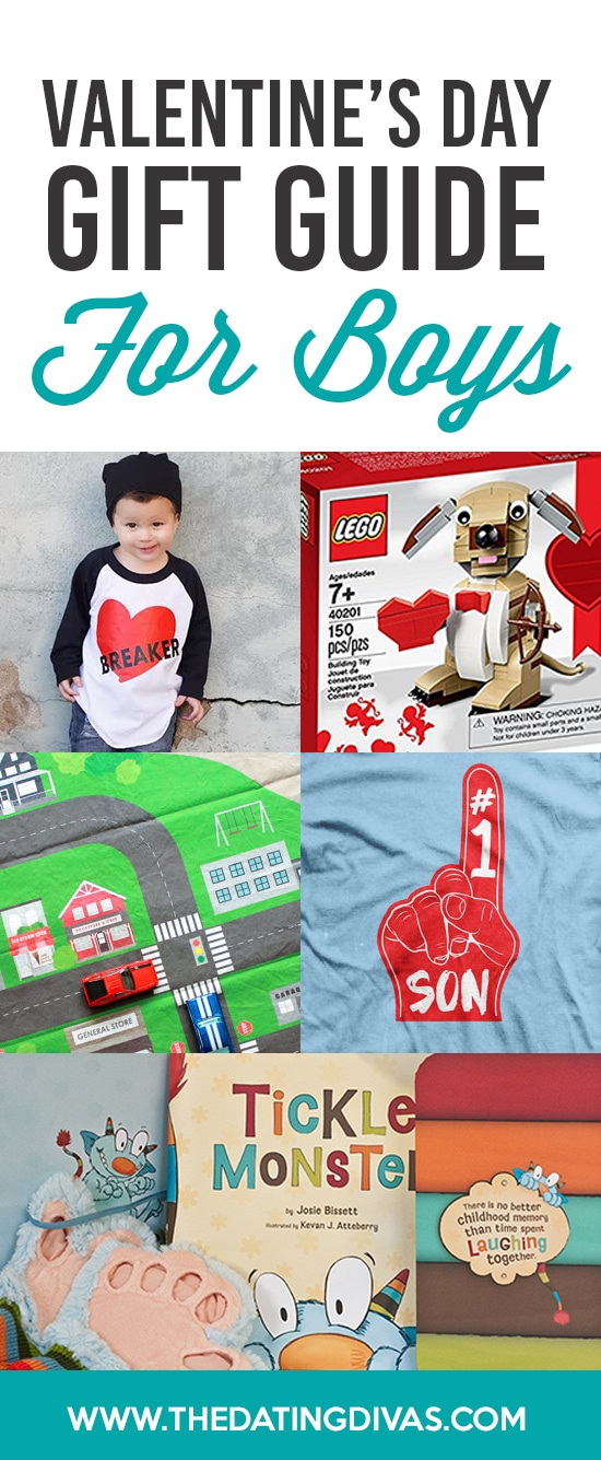 Creative Valentine's Gift Ideas for Boys