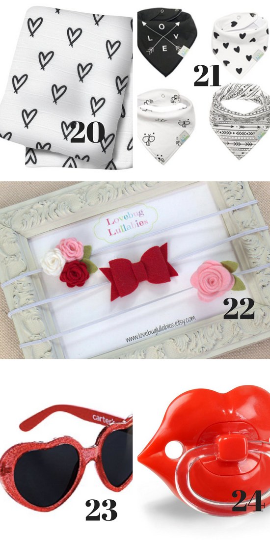 Valentine's Day Gift Ideas for Baby