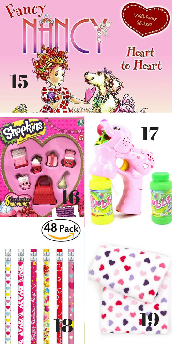 Valentine's Day gift Guide for Kids #ValentinesforGirls