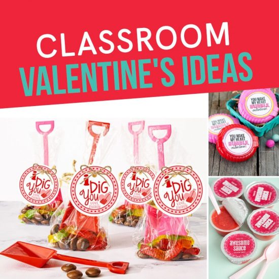 Classroom Valentine Ideas From The Dating Divas