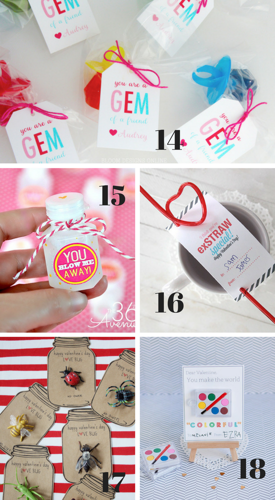Printable Valentine Ideas