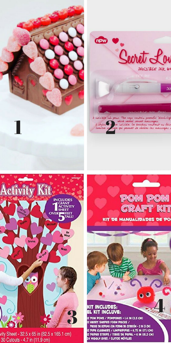 Valentine's Crafts for Kids #ValentinesForKids