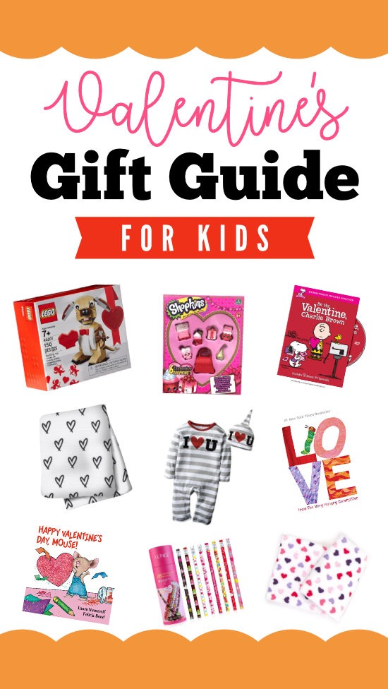 Valentine's Gift Ideas for Kids #Kidsvalentines #valentinesdaygift