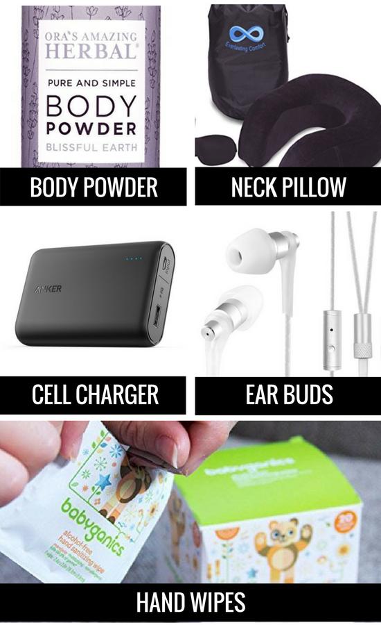 Emergency Travel Essentials