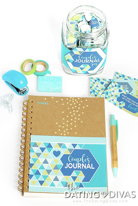 Couple's Journal Free Printable