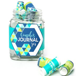 Couple's Journal Jar