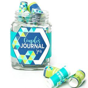 Couple's Journal Jar