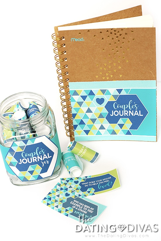 Couple's Journal Printables