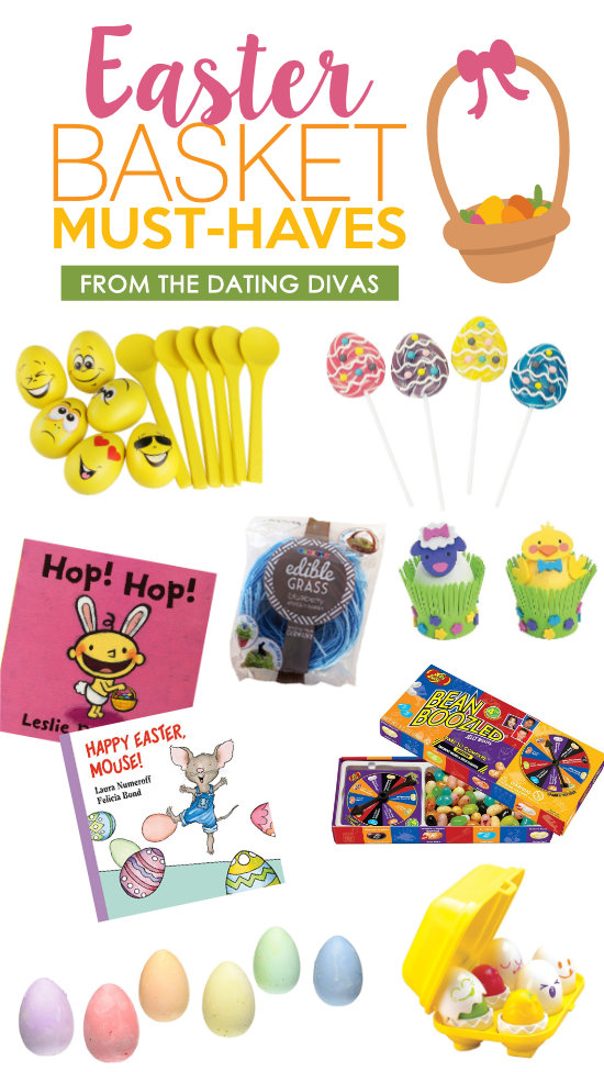Dating divas easter basket