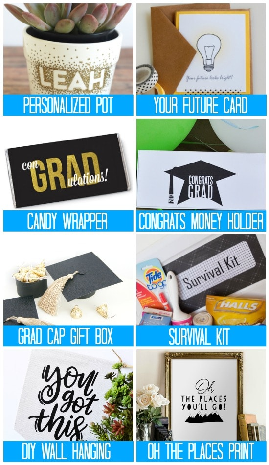 Goodbye Gifts for Grads
