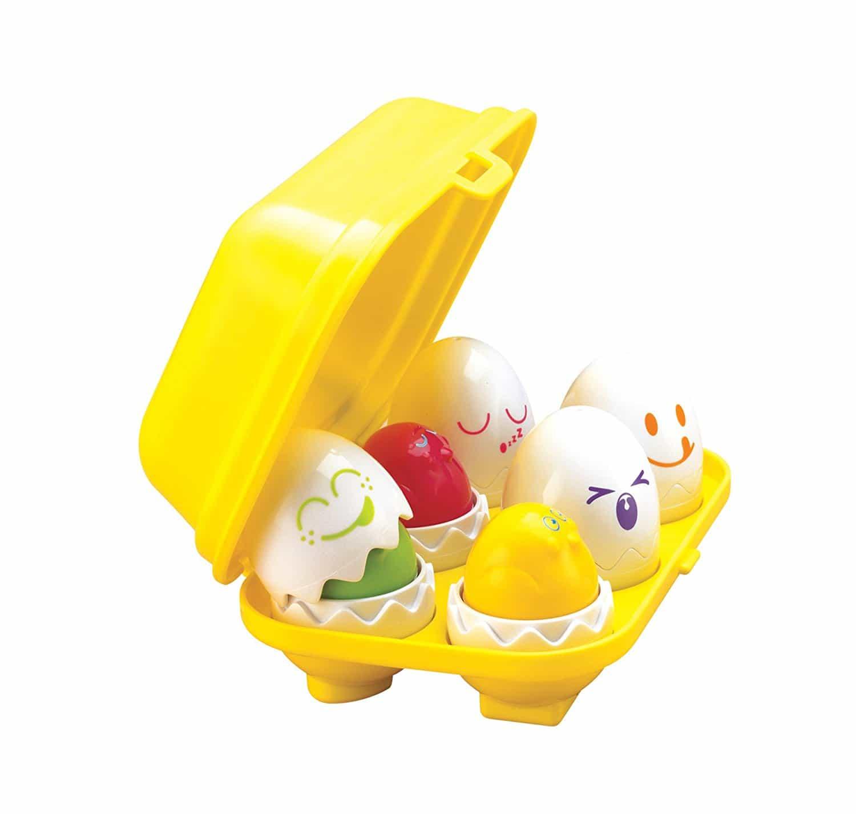 Hide N Squeek eggs
