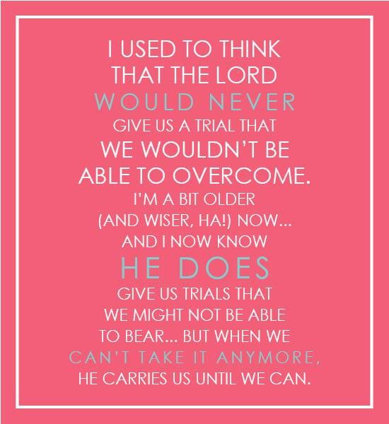 Inspirational Quote Religious