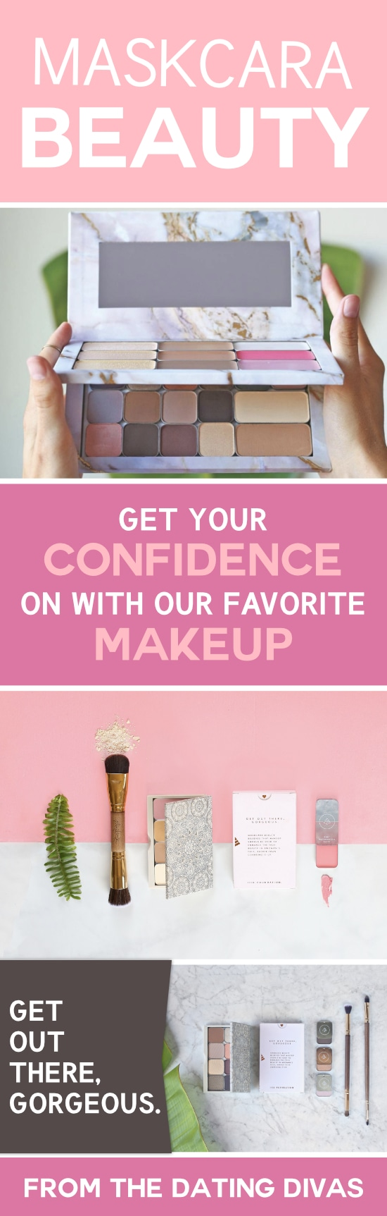 It's time to get your confidence on with Maskcara Beauty!