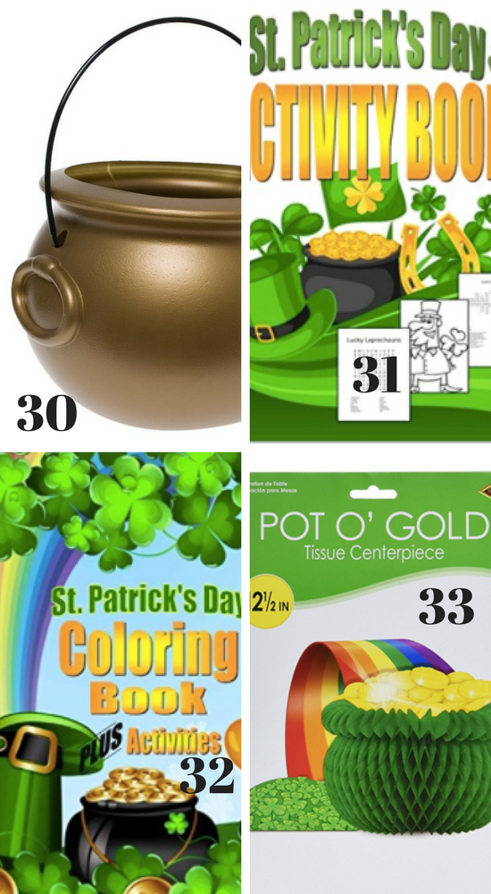 St. Patrick's Day Finds #StPatricksDay