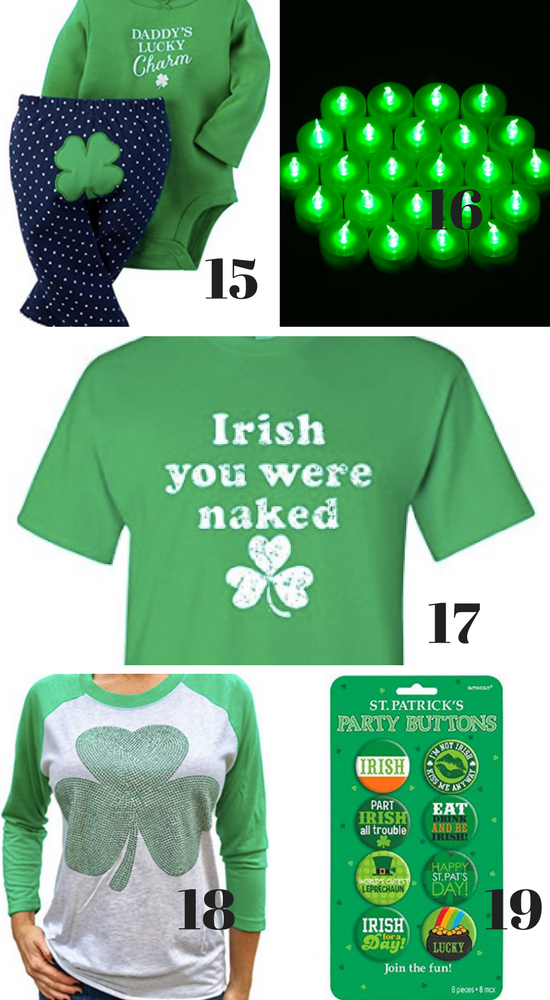 St. Patrick's Day Clothes