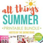 All Things Summer Bundle