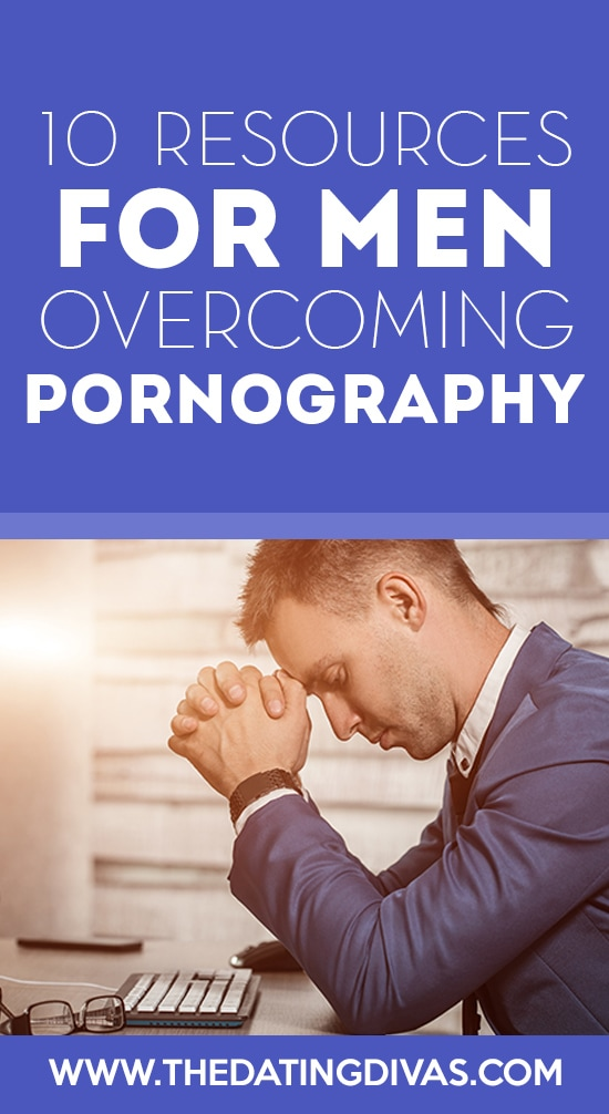 Resources for Men Overcoming Pornography