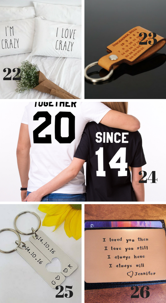 Fun Anniversary Gift Ideas