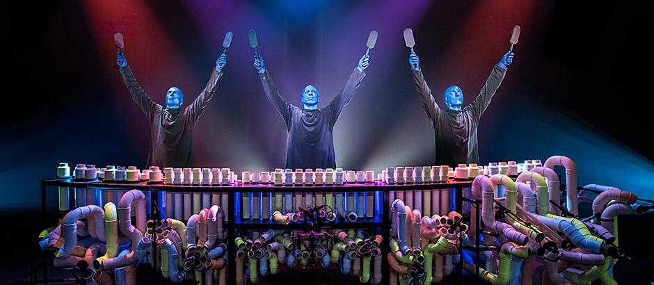 Blue Man Group Uk Tour 37