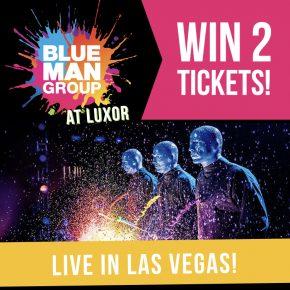 Blue Man Group at Luxor Las Vegas