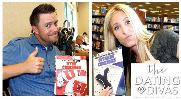 Bookstore Date Cookbook Rivals