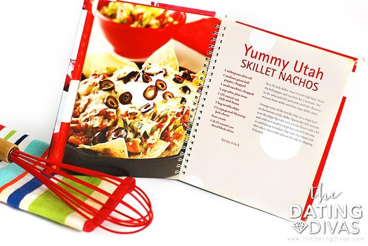 Bookstore Date Cookbook