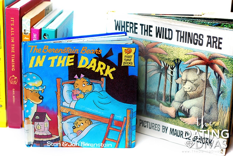 Bookstore Date Kid Books