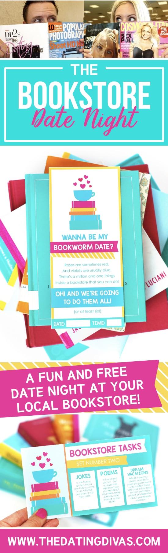 The Bookstore Date Night