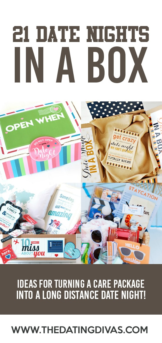 Date Night Ideas in a Box
