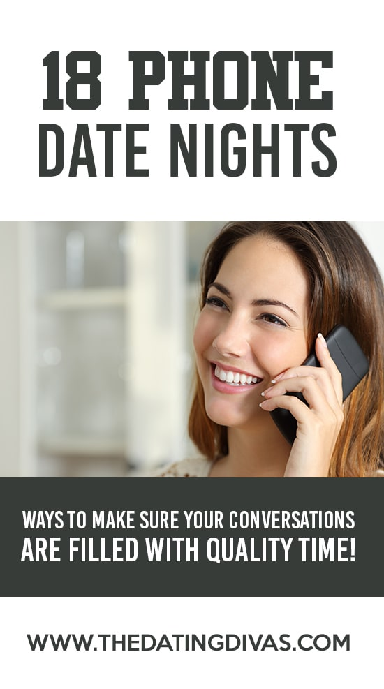 Fun Phone Date Night Ideas