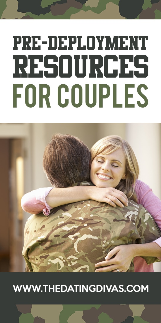 Pre-deployment resources for couples.