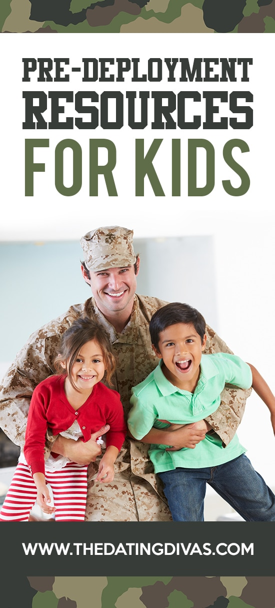 Pre-deployment Resources for Kids