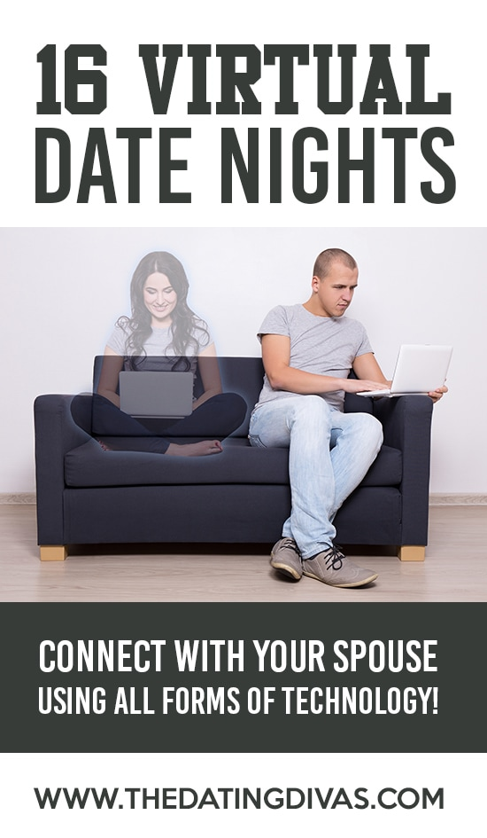Favorite Virtual Date Night Ideas