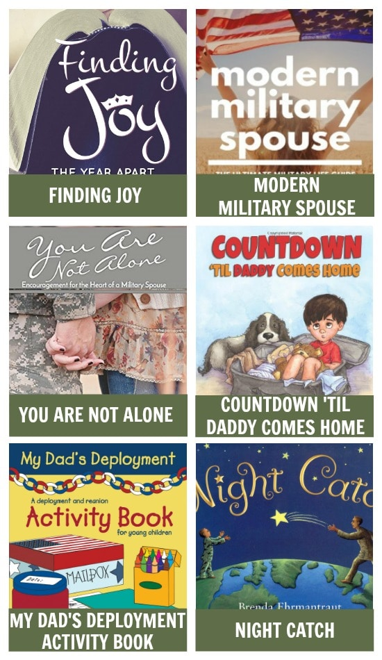 Print Resources for Military Families