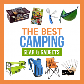 The Best Camping Gear and Gadgets