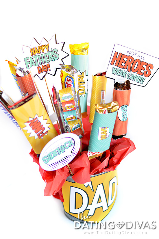 Father's Day Superhero Gift Ideas
