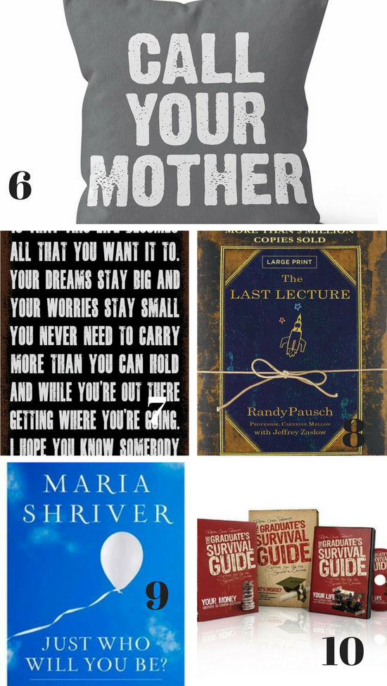 Gift Ideas for Graduates