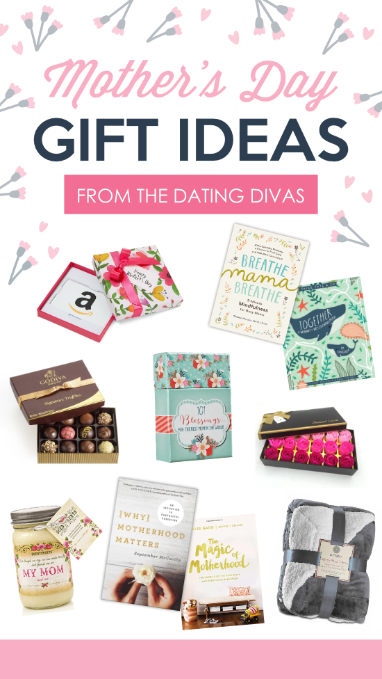 Mother's Day Gift Ideas #MothersDayGiftIdeas #TheDatingDivas